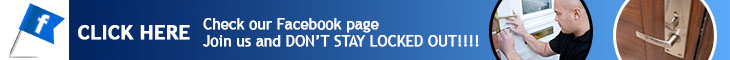 Join us on Facebook - Locksmith Willowbrook
